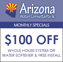 $100 Off Whole House System or Water Softener & FREE Install